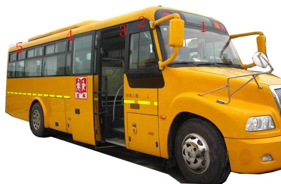 校车车载监控系统解决方案 第2张