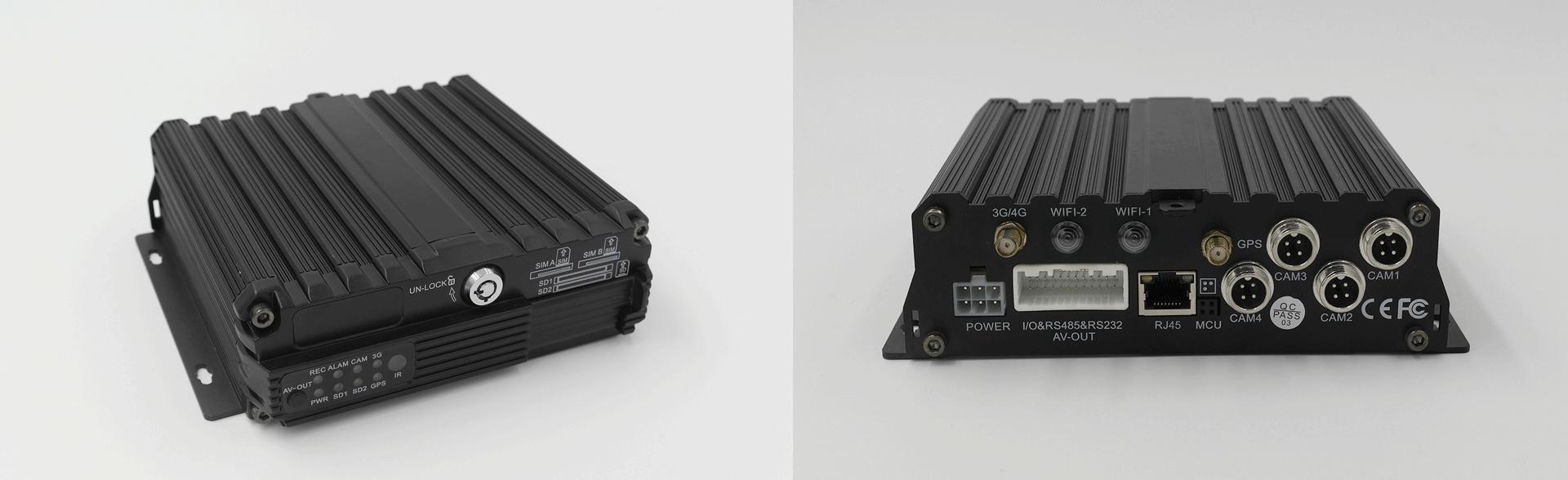 车载SD卡录像机 支持4G GPS 第2张
