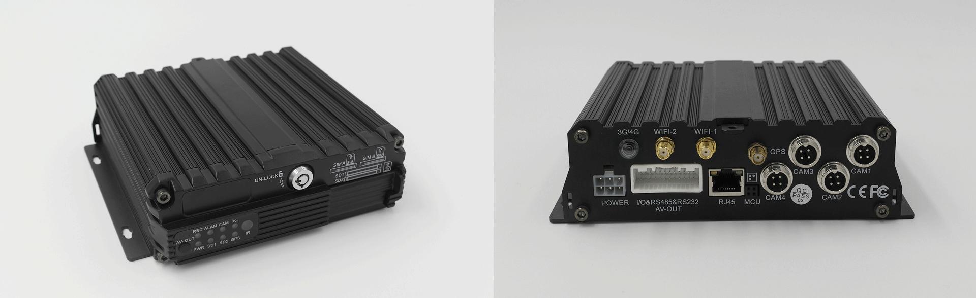 车载SD卡录像机 支持GPS WIFI 第2张