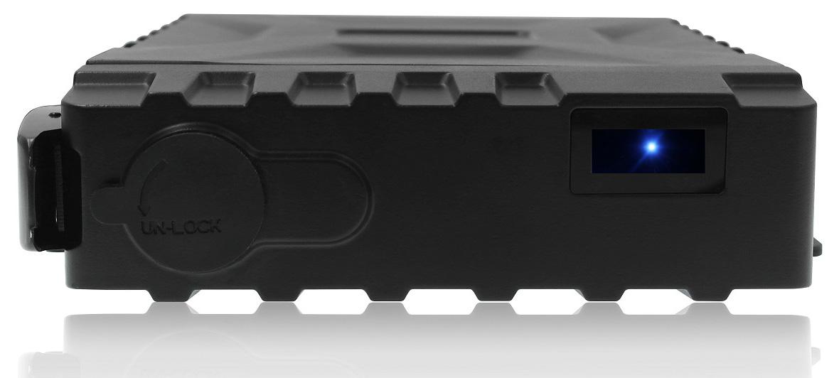 车载固态硬盘录像机 支持GPS 3G 第1张