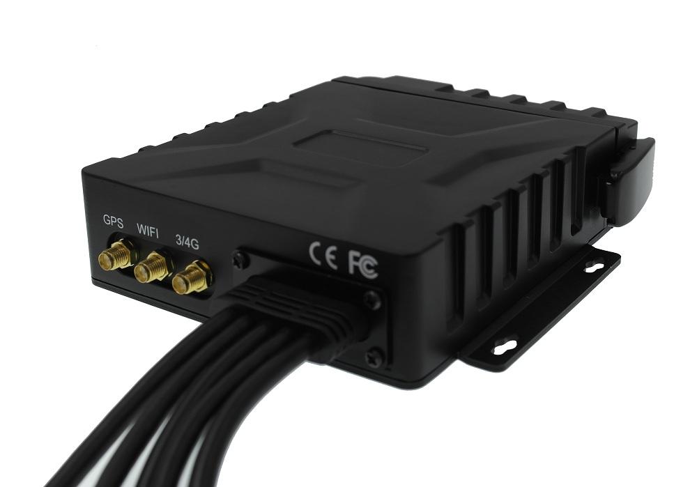车载固态硬盘录像机 支持GPS 4G 第4张
