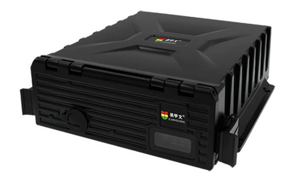 8路防水车载硬盘录像机 支持GPS 3G WIFI 第1张