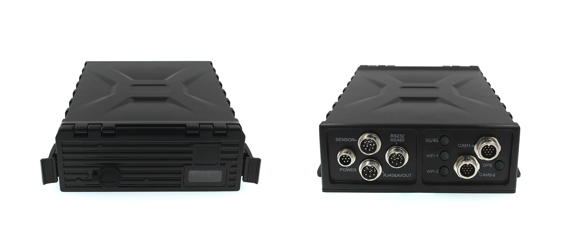 8路防水车载硬盘录像机 不支持网络 第2张