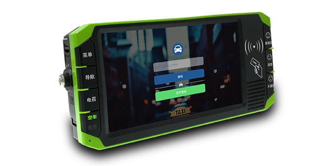 出租车智能调度终端 支持4G 北斗 GPS导航 第1张