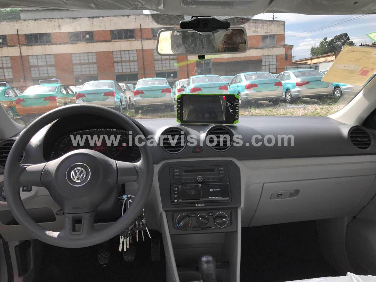 出租车智能调度终端 支持4G 北斗 GPS导航 第6张