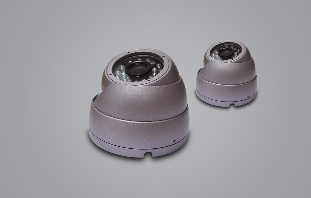 模拟高清车载摄像头 JA-MC609 第1张