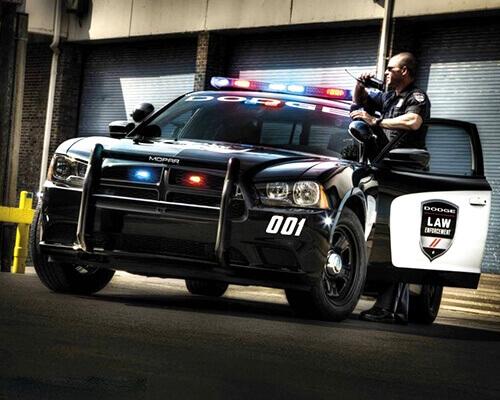 警车车载监控系统解决方案