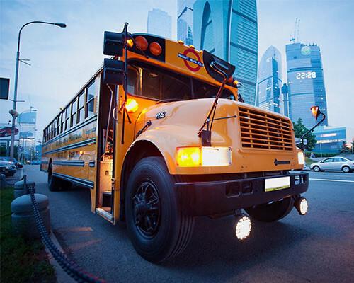 校车车载监控系统解决方案