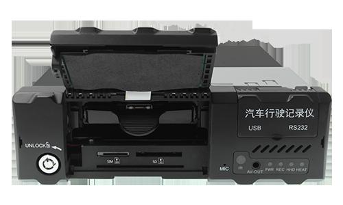 国标部标车载硬盘录像机