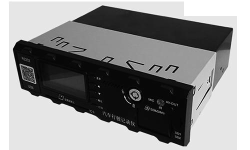 国标部标车载SD卡录像机